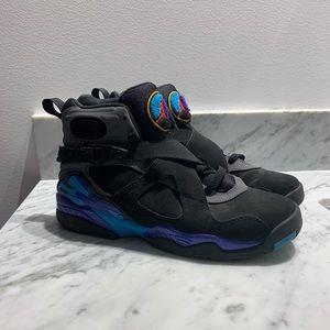 Jordan 8 Retro Aqua